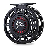 Piscifun Platte Fly Fishing Reel Large Arbor...