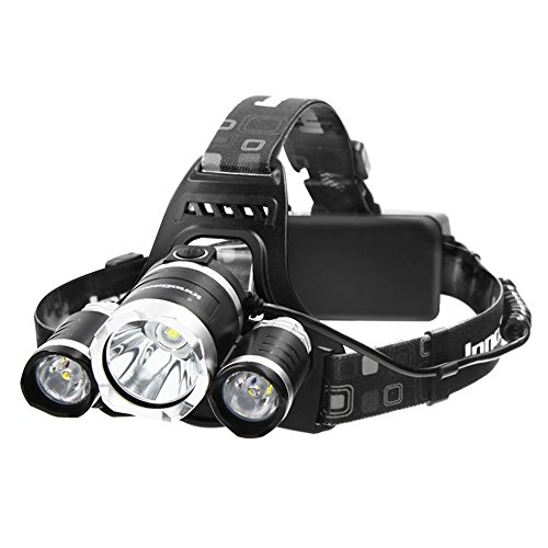 InnoGear 5000 Lumens Headlamp LED Flashlight...