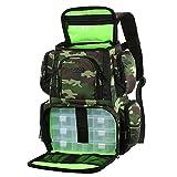 Lixada Tackle Backpack Multifunctional...