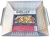 #1 BEST Vegetable Grill Basket - BBQ...