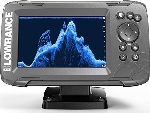 Lowrance HOOK2 5 - 5-inch Fish Finder with...