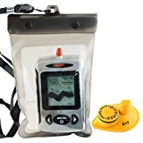 LUCKY Wireless Portable Depth Sounder Finder...