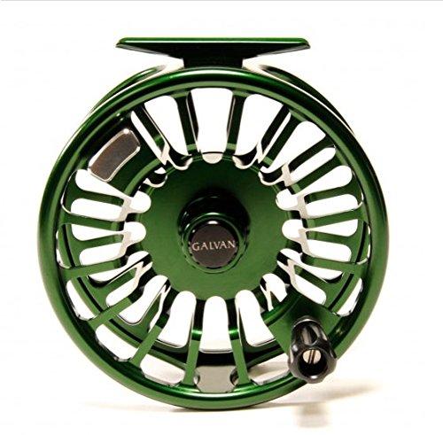 Galvan Torque 5 Fly Reel, Green - with $30...