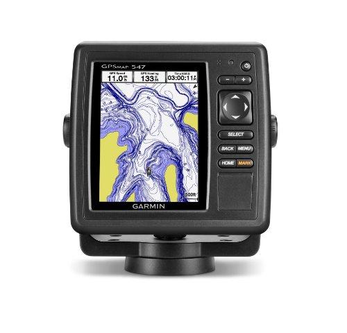 Garmin GPSMAP 547 10Hz GPS/GLONASS Receiver