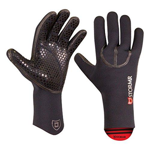 STORMR Typhoon Neoprene Glove, Color: Black,...