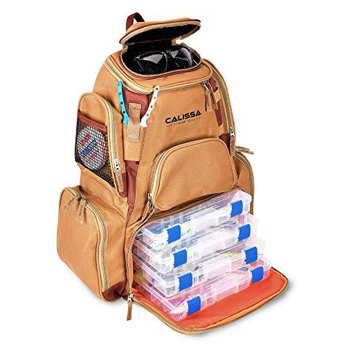 The X-Large 'Blackstar' Fishing Backpack,...