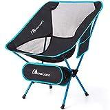 MOON LENCE Ultralight Folding Camping Chairs...