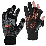 KastKing Mountain Mist Fishing Gloves –...