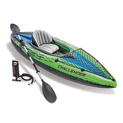 Intex Challenger K1 Kayak, 1-Person...