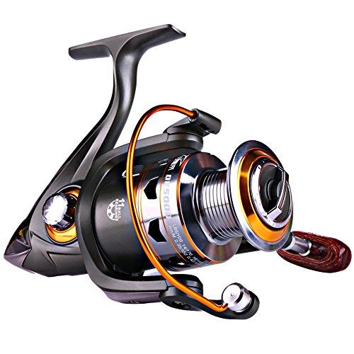 Sougayilang Spinning Fishing Reels Smooth...