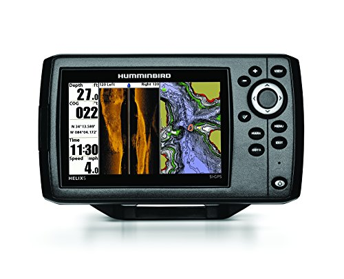 Humminbird 409640-1 Helix 5 SI Fish Finder with...