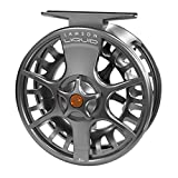 Lamson Liquid -3+ Reel Smoke
