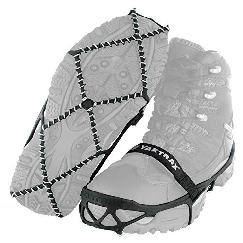 Yaktrax Pro Traction Cleats for Walking,...