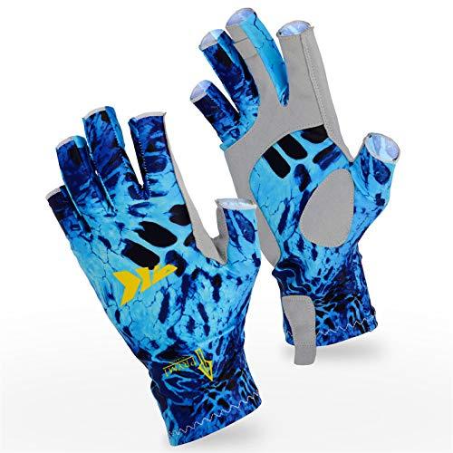 KastKing Sol Armis Sun Gloves UPF50+ Fishing...