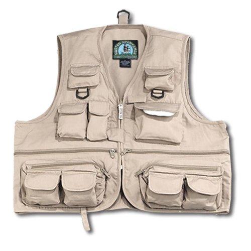 Master Sportsman Youth 26 Pocket Fishing Vest...