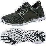 ALEADER Men's Xdrain Venture Aqua Water Shoes...