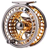 Sougayilang Fly Fishing Reel Large Arbor 2+1...