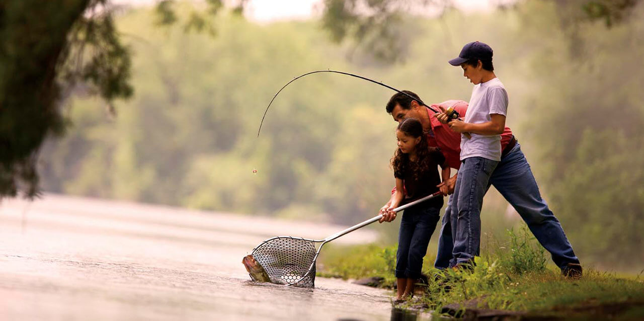 Plan a Fishing Adventure