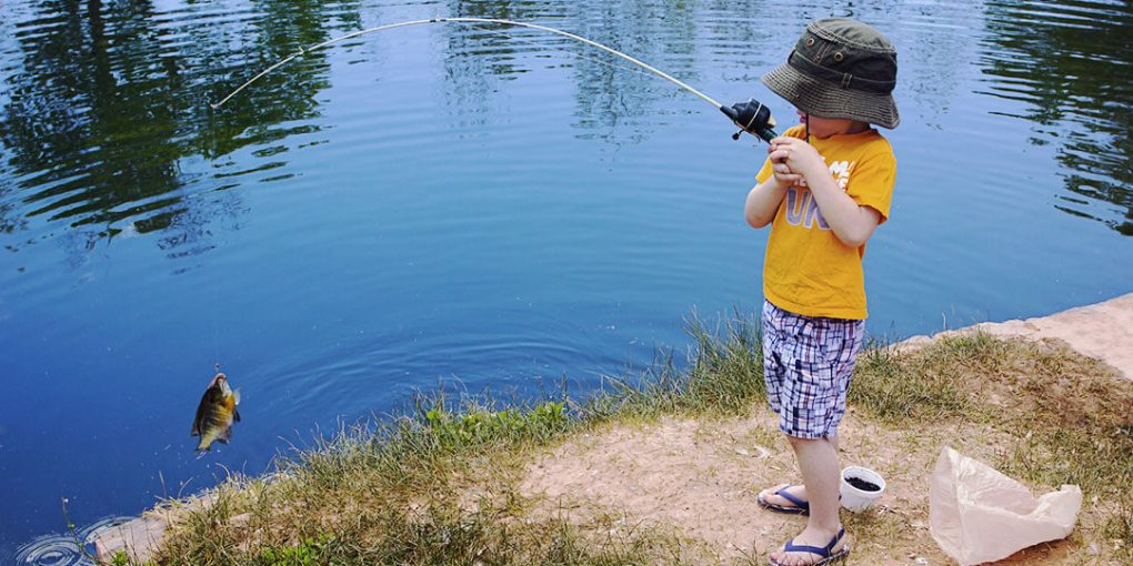 How To Get Started Fishing