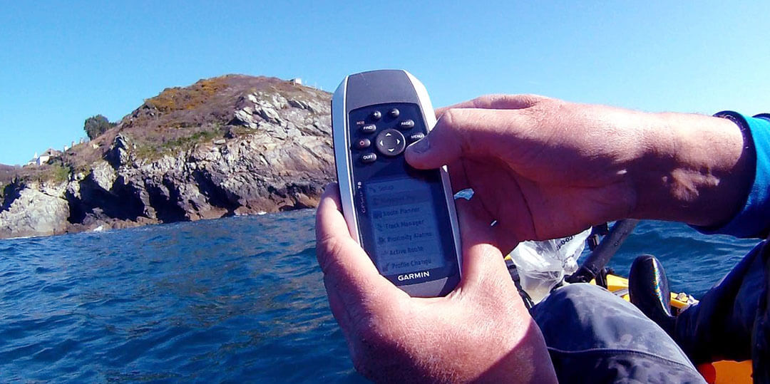How to Use a Handheld GPS for Fishing