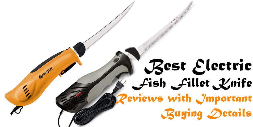Best Electric Fish Fillet Knife
