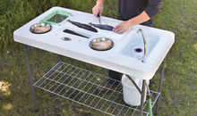 Best Fish Cleaning Table