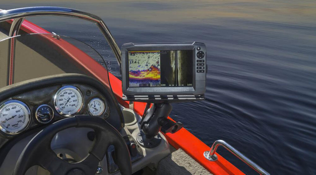 Fish Finder Transducer Mounts
