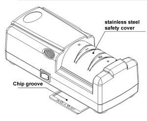 electric sharpener