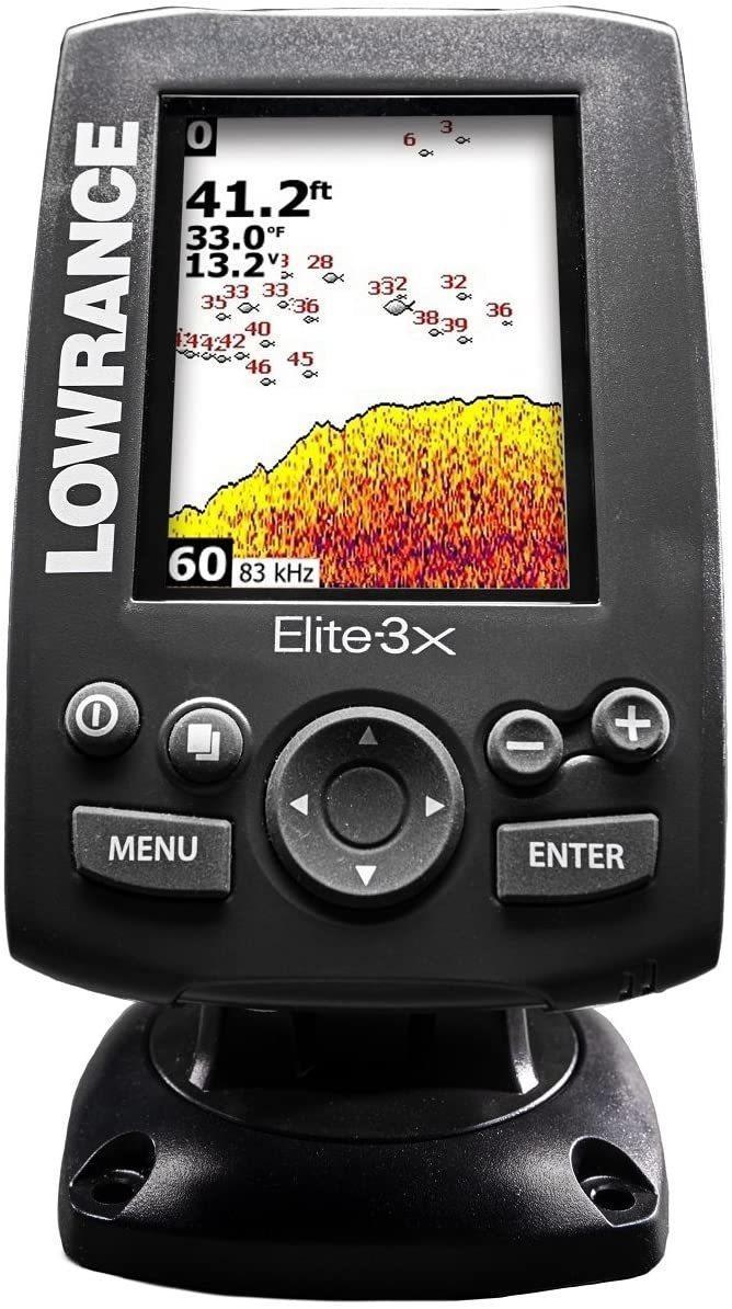 Lowrance 000-11448-001 Elite-3X