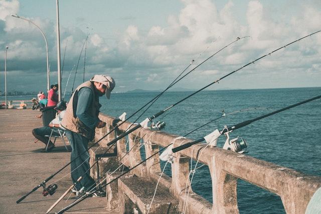Saltwater Fishing Bait Tips
