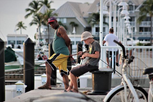 Advantages Of Pier Fishing